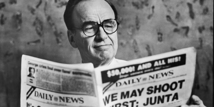 Rupert Murdoch (né en 1931), News Corp. : c'est en rachetant et en redressant des dizaines de journaux qu'il a composé sa galaxie médiatique