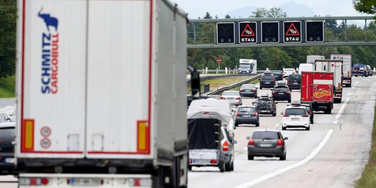 Le gouvernement va renforcer la sécurité des camions et autocars
