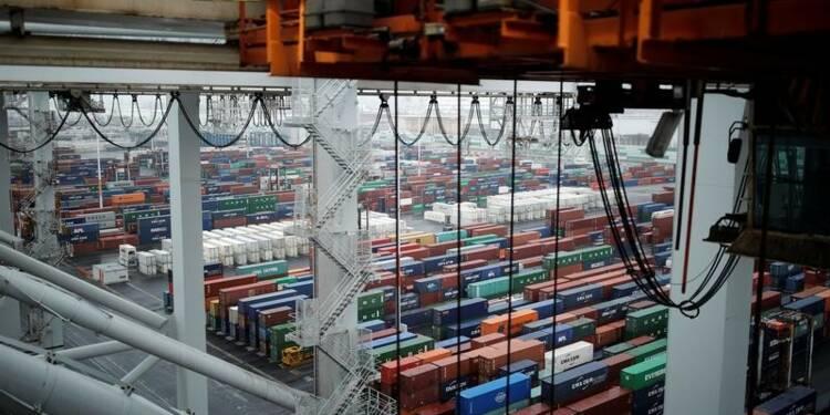 Le déficit commercial se creuse au 1er semestre