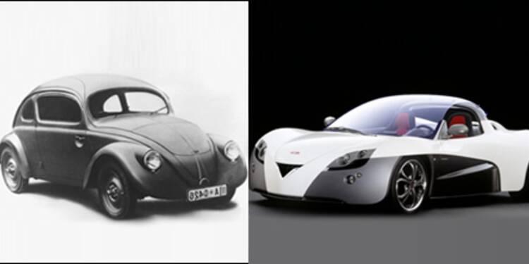 La fantastique histoire de l'automobile