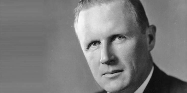 George W. Merck (1894-1957) : le premier à saisir l'importance de la R&D