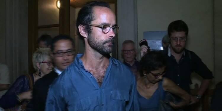 Aide aux migrants: Cédric Herrou condamné à 4 mois avec sursis