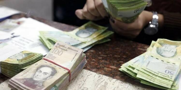 L'économie du Venezuela vue en récession de 7% à 10% cette année