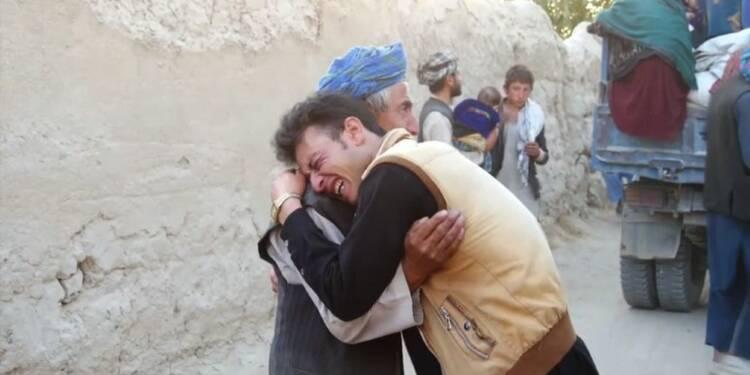 Afghanistan: des survivants racontent une attaque jihadiste