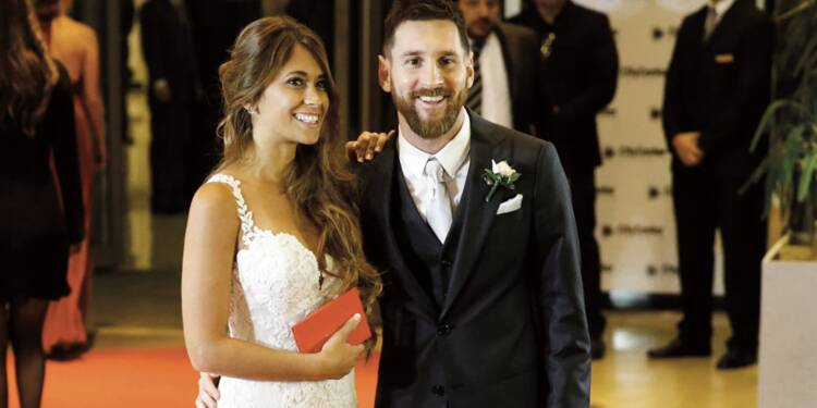 Neymar, Ángel Di María, Shakira… l'incroyable radinerie des invités du mariage de Lionel Messi !