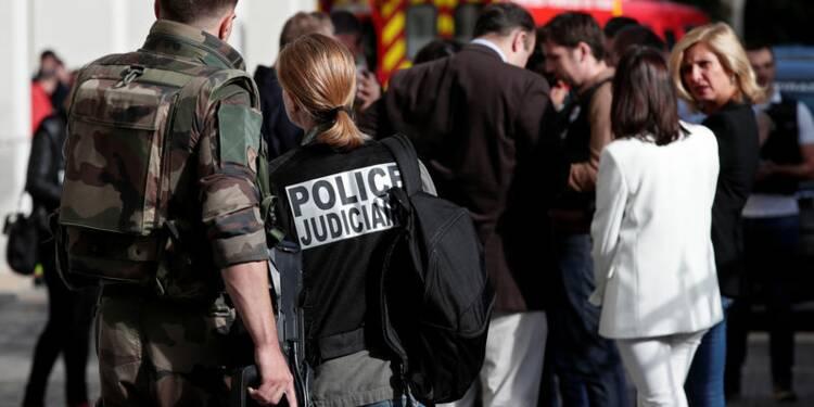 France: Enquête antiterroriste après l'attaque contre six militaires
