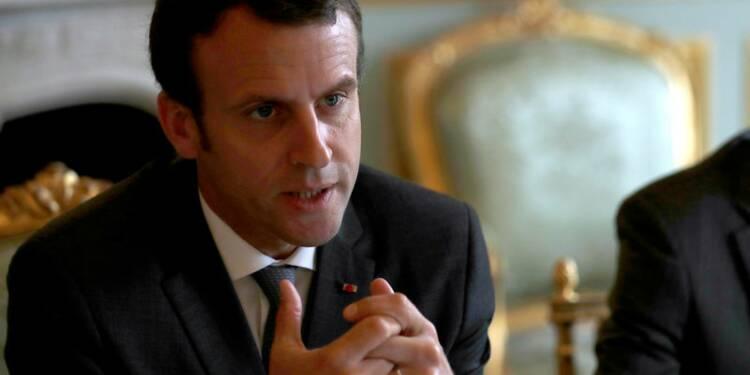 Cent jours de rodage et de réformes pour le quinquennat Macron