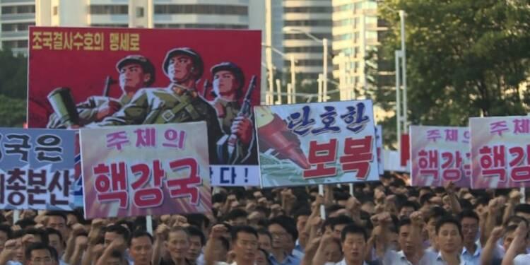 Propos de Trump: réactions des Nord et Sud-Coréens