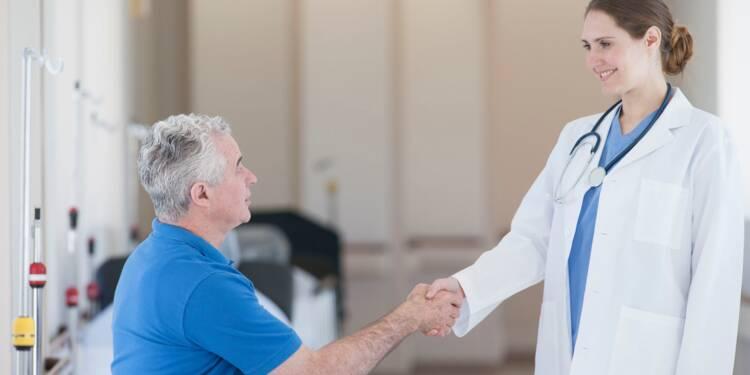 Soins ponctuels : l'hôpital vous trouvera désormais une chambre d'hôtel à côté