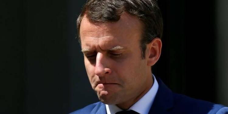 2 Français sur 3 pas contents de Macron selon un sondage Ifop
