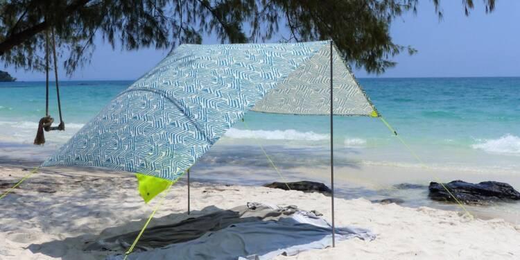 Le parasol high-tech Miasun peut-il marcher ?