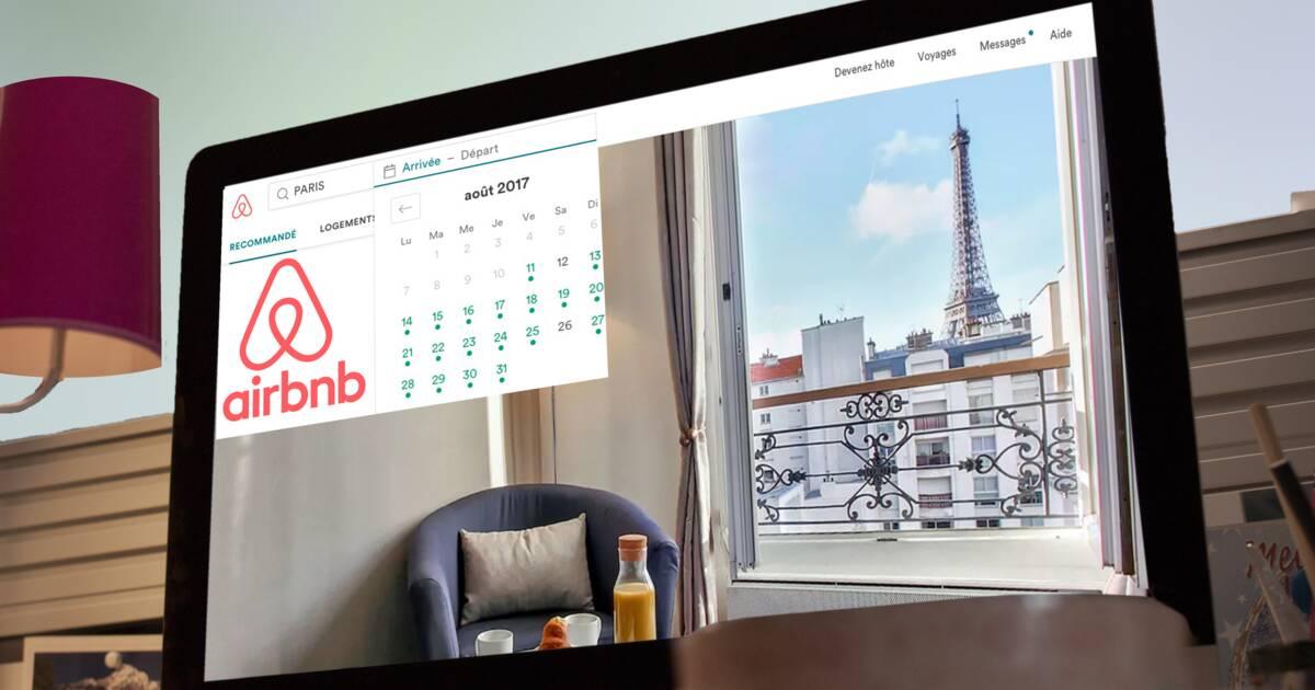 propri taires sur airbnb attention les amendes explosent paris. Black Bedroom Furniture Sets. Home Design Ideas
