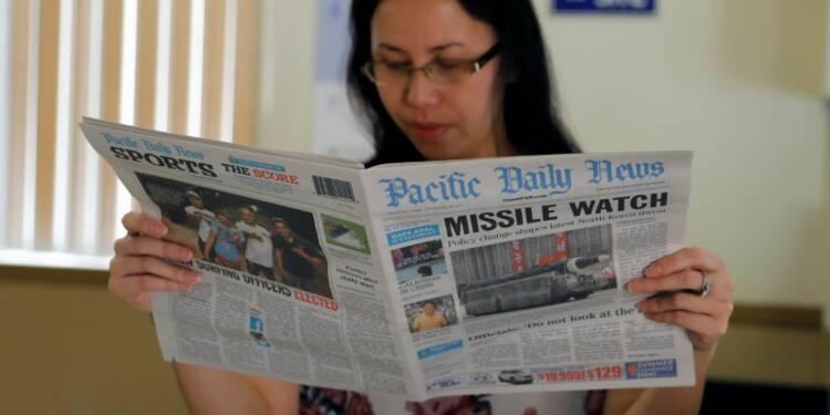 Les habitants de Guam résignés face à la menace nord-coréenne