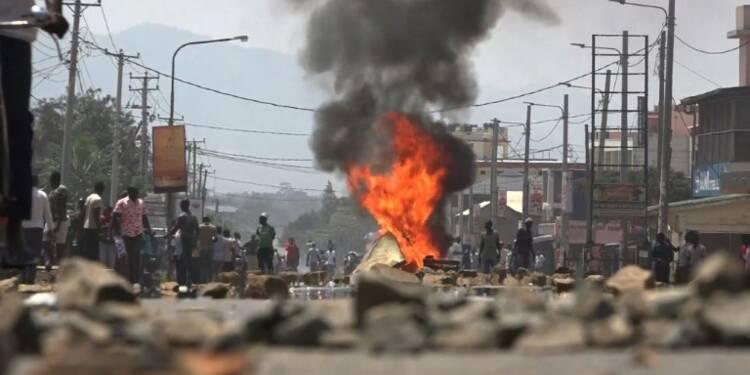 Kenya: la tension reste forte après la réélection de Kenyatta
