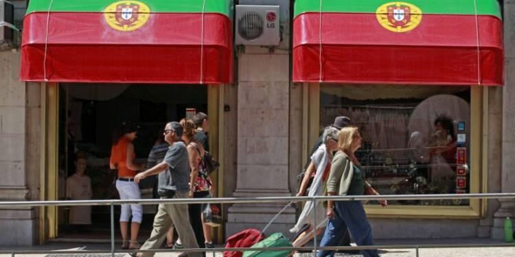 L'économie portugaise enregistre une croissance de 2,8% au 2e trimestre
