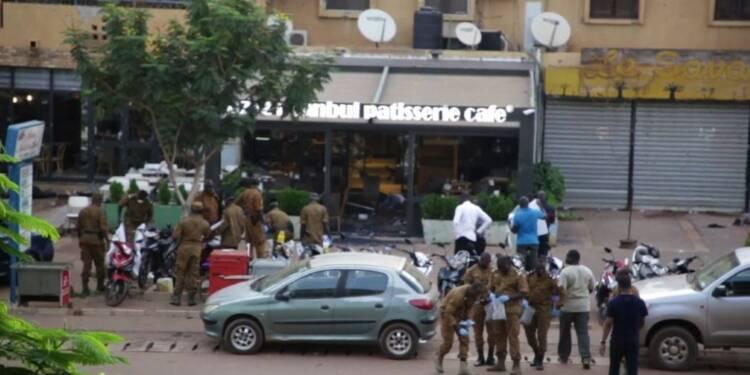 Burkina: attaque d'un restaurant à Ouagadougou