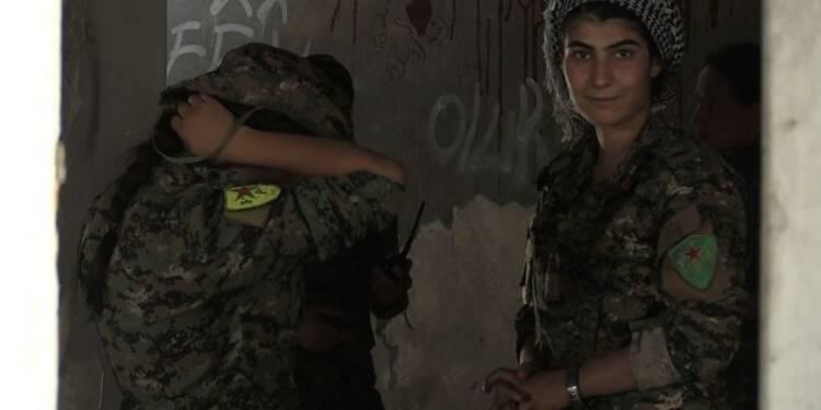 Syrie: violents combats dans la vieille ville de Raqa