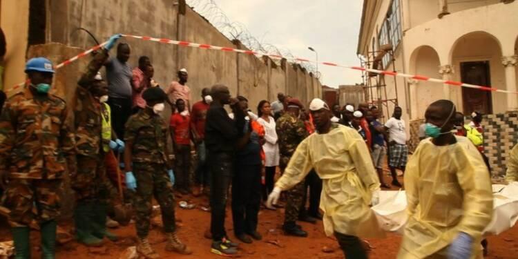 Les inondations en Sierra Leone font 312 morts (nouveau bilan)