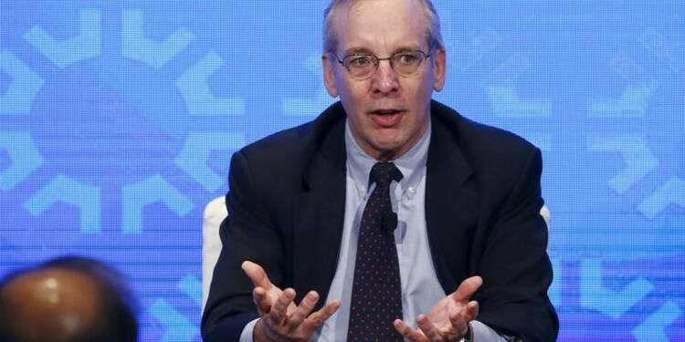 Dudley (Fed) évoque une hausse de taux d'ici la fin de l'année