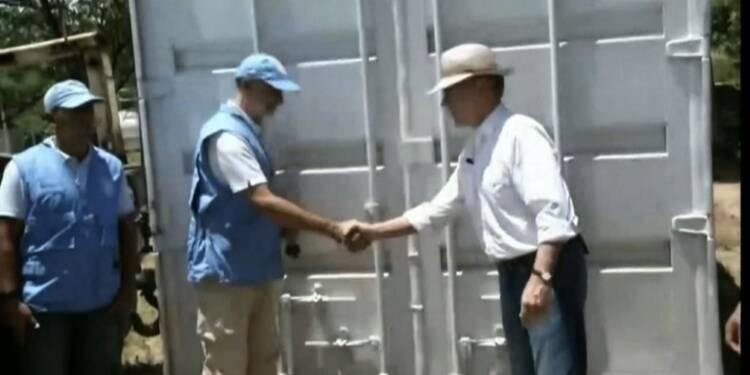 Le désarmement des Farc signe la fin du conflit en Colombie