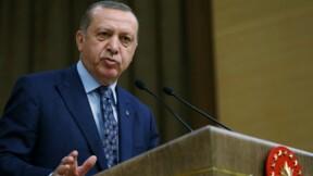 Macron s'est entretenu avec Erdogan au sujet de Loup Bureau