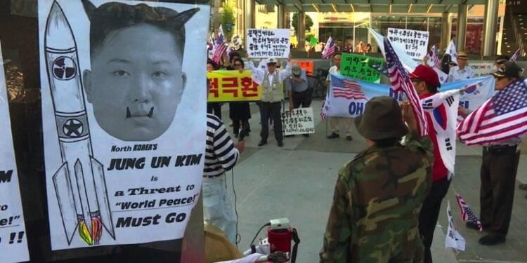Les Coréens de Los Angeles plus que jamais divisés