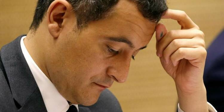 Mis en cause sur ses vacances en Corse, Gérald Darmanin attaque Mediapart