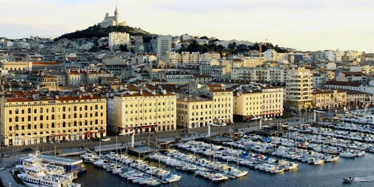 """Le patron d'Onet : """"On a de la chance de travailler à Marseille"""""""