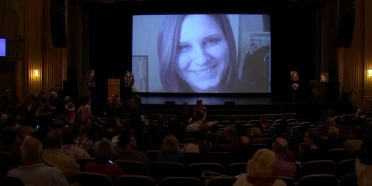 Charlottesville: cérémonie en hommage à Heather Heyer