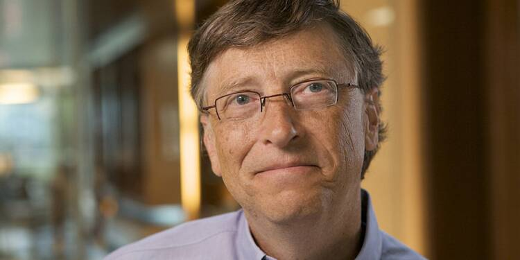 Bill Gates fait un don de 4,6 milliards de dollars