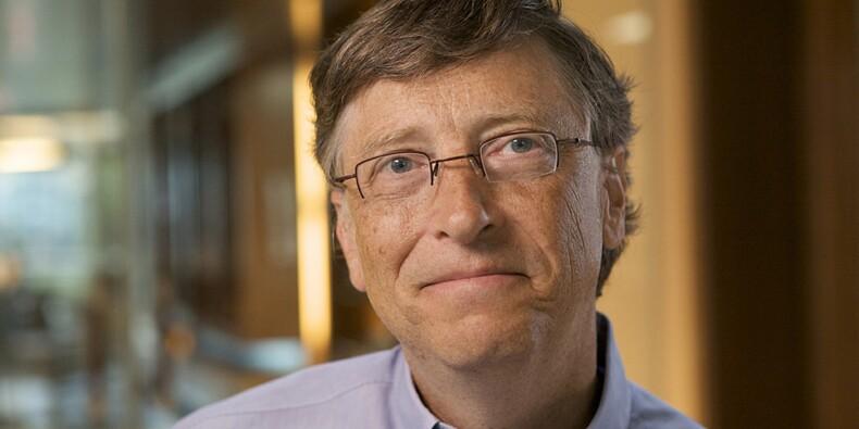Bill Gates donne 5 milliards de dollars, mais il lui en reste 86!