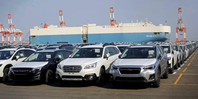 Les exportations japonaises augmentent encore en juillet
