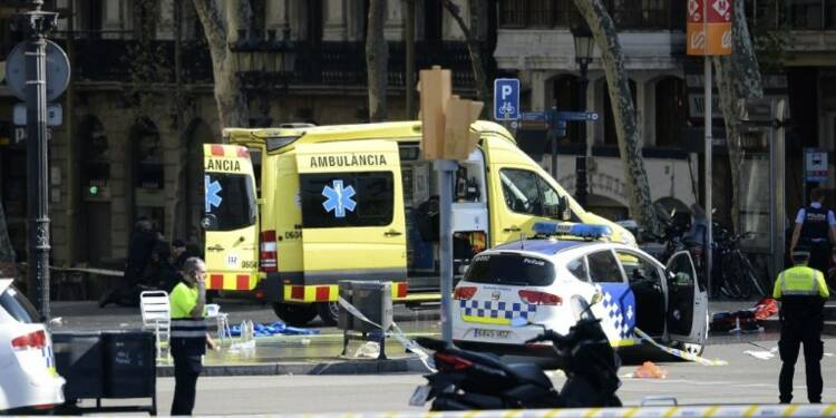 Barcelone  périmètre de sécurité autour de Las Ramblas - Capital.fr 619a3ea2918b