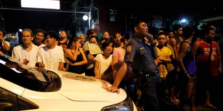Nouvelle opération anti-drogue aux Philippines, 14 morts