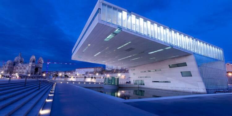 82 millions pour la Villa Méditerranée à Marseille, mais toujours pas d'occupant