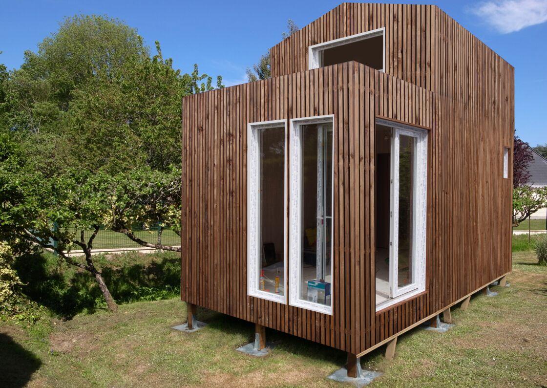 Greenkub Une Maison Dans Votre Jardin En 48 Heures