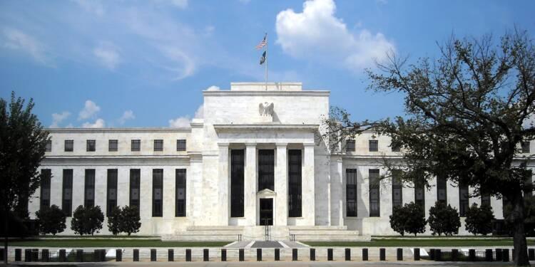 La banque centrale des Etats-Unis peut-elle vacciner l'économie face à l'épidémie ?