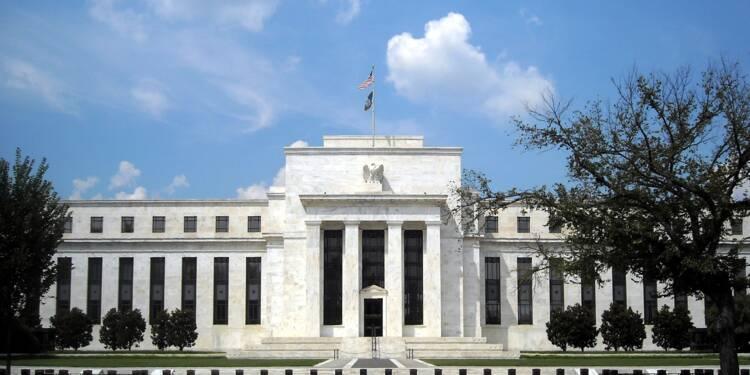 La banque centrale des Etats-Unis devrait abaisser son taux d'intérêt