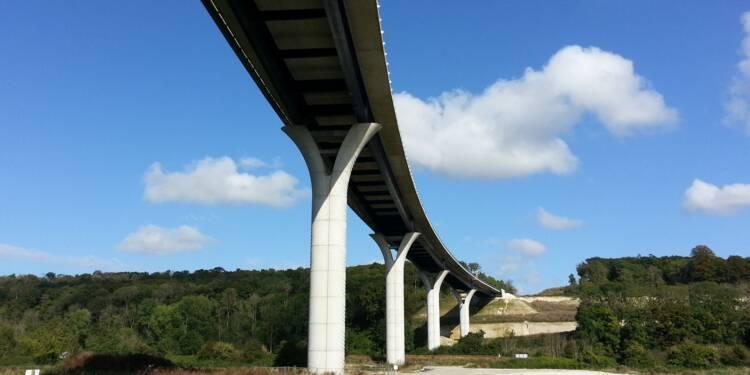 Les gaspillages de l'administration : le viaduc de la Scie n'est relié à aucune route