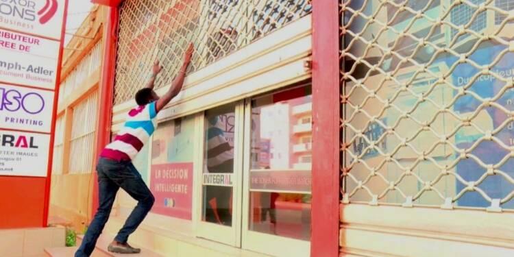 Les commerces rouvrent la peur au ventre à Ouagadougou