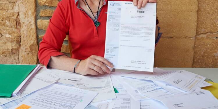 Notre administration rend fou : le RSI refuse ses paiements