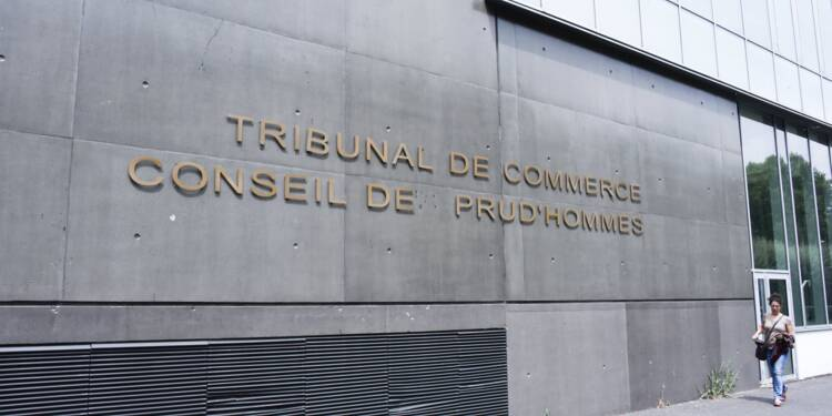 99 Des Entreprises Qui Poussent La Porte D Un Tribunal De Commerce