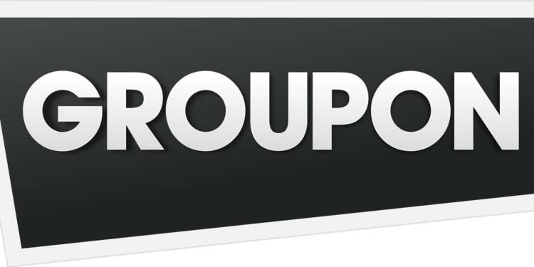 Comment Groupon compte doper sa valorisation boursière