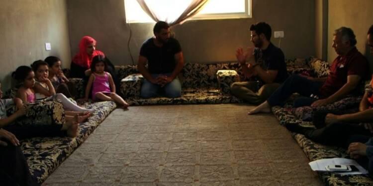 Jordanie: une ONG rénove des logements et installe des réfugiés