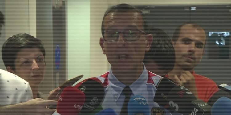 La police catalane toujours à la recherche d'un suspect