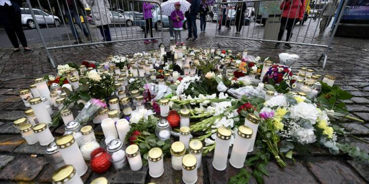 L'attaque au couteau en Finlande traitée comme un acte terroriste