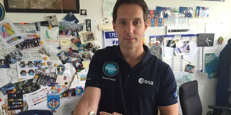 BodyCap, la start-up qui a surveillé la santé de Thomas Pesquet