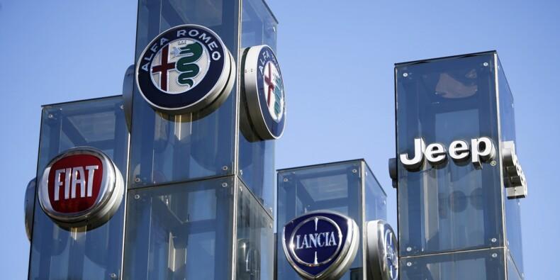 """""""Dieselgate"""": Fiat Chrysler à l'amende aux Etats-Unis"""