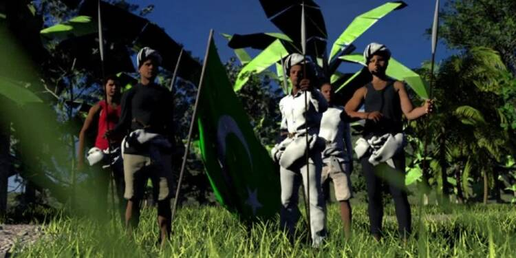 L'insurrection musulmane aux Philippines