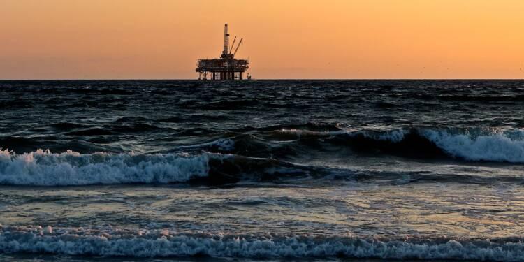 Total mise plus de 6 milliards d'euros pour se renforcer en Mer du Nord